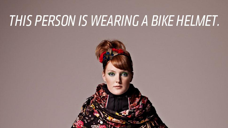 Две шведки изобрели невидимый шлем для велосипеда
