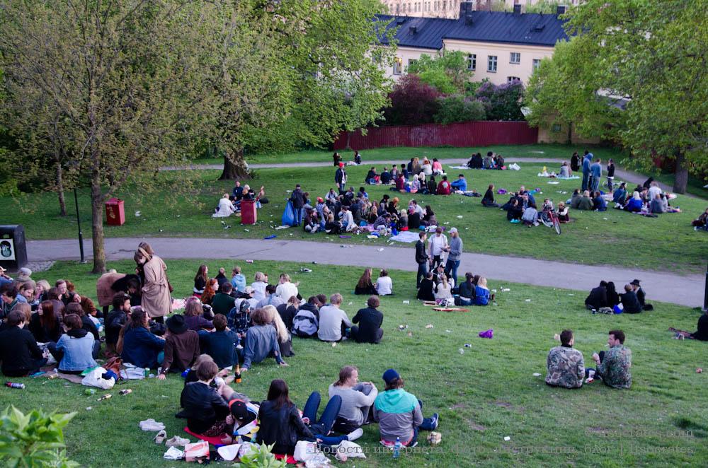 Как выглядят шведы, шведская молодежь, фото, Стокгольм, как отдыхают шведы, пьянка по шведски