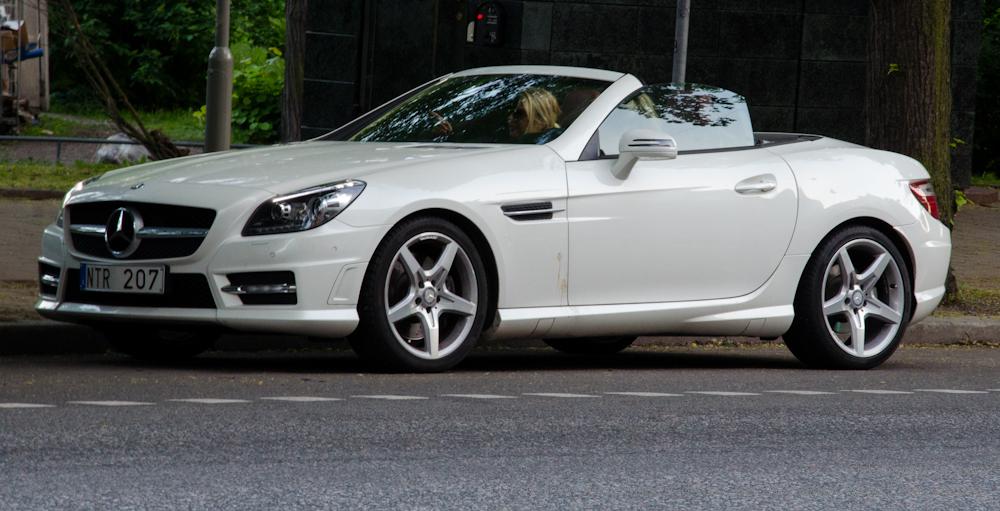 Автомобиль из Швеции, что да как - мало дорогих автомобилей