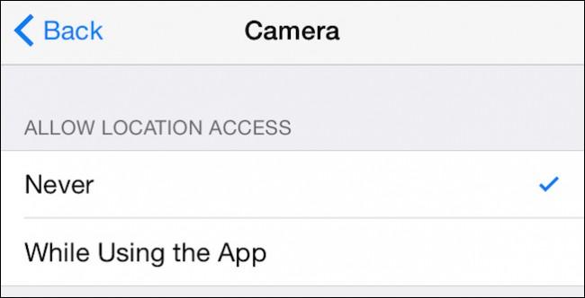 Очистка exif данных в iOS
