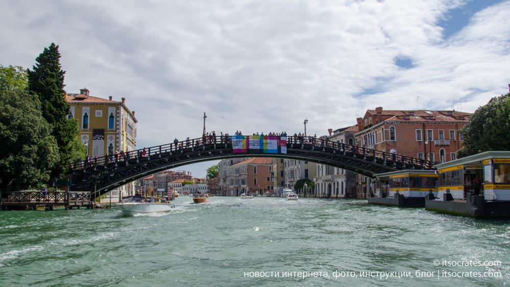 Что посмотреть в Венеции? Прогулка на вапоретто по гранд-каналу