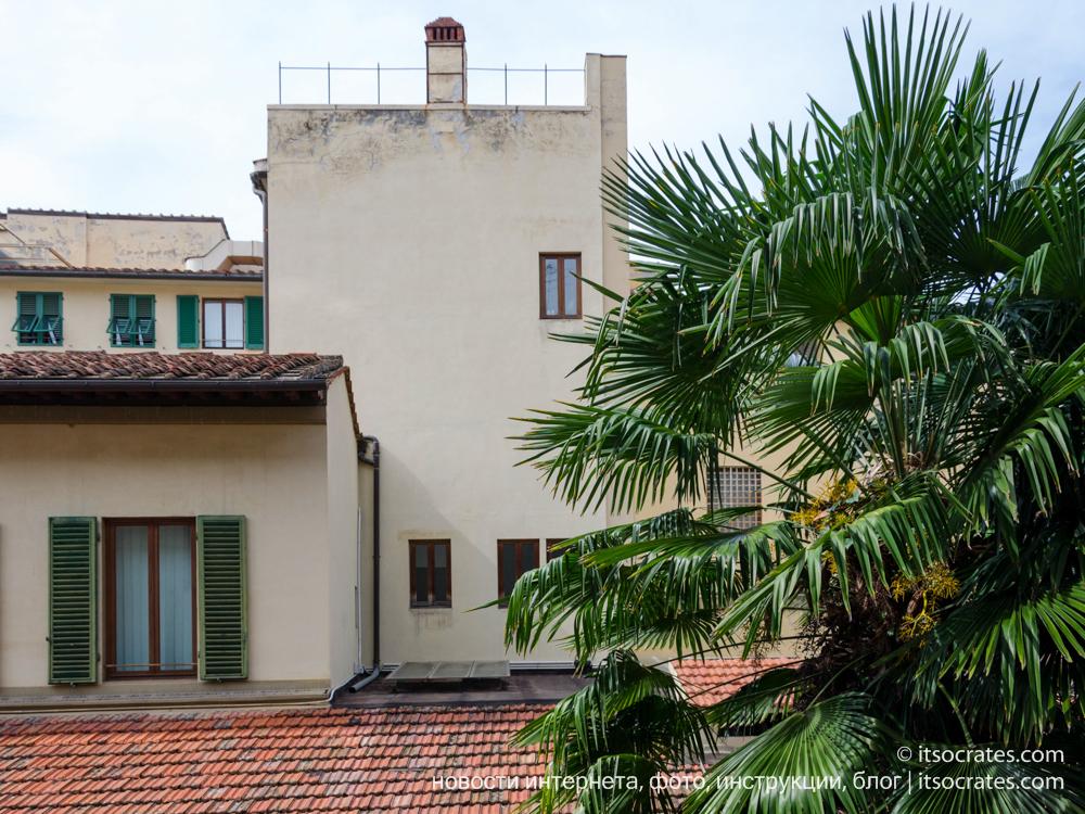 Отзыв об отеле Relais Accademia во Флоренции, Италия