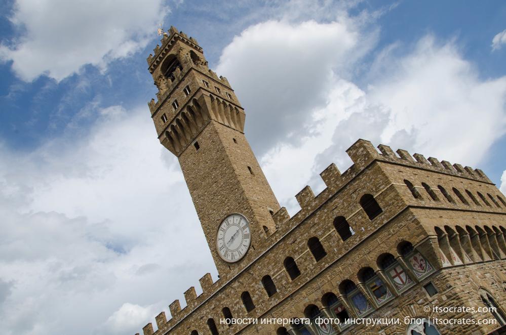 Знаменитая галерея Уффици во Флоренции, Италия. Фото и экспонаты.