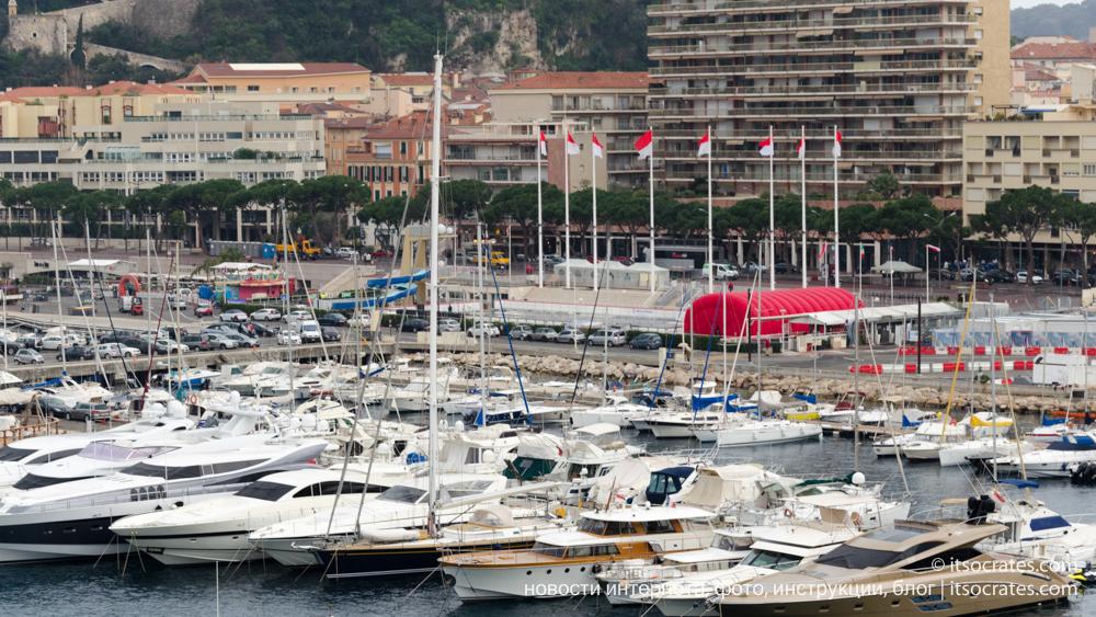 Фото прогулка по Монако, казино Монте Карло, памятники и достопримечательности