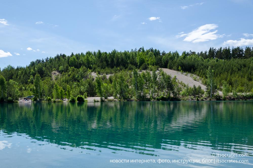 Голубая лагуна - отличное местечко для отдыха в Стокгольме