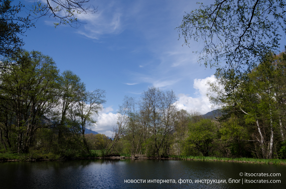 Поездка в Тебердинский заповедник, путешествие в Домбай, фото