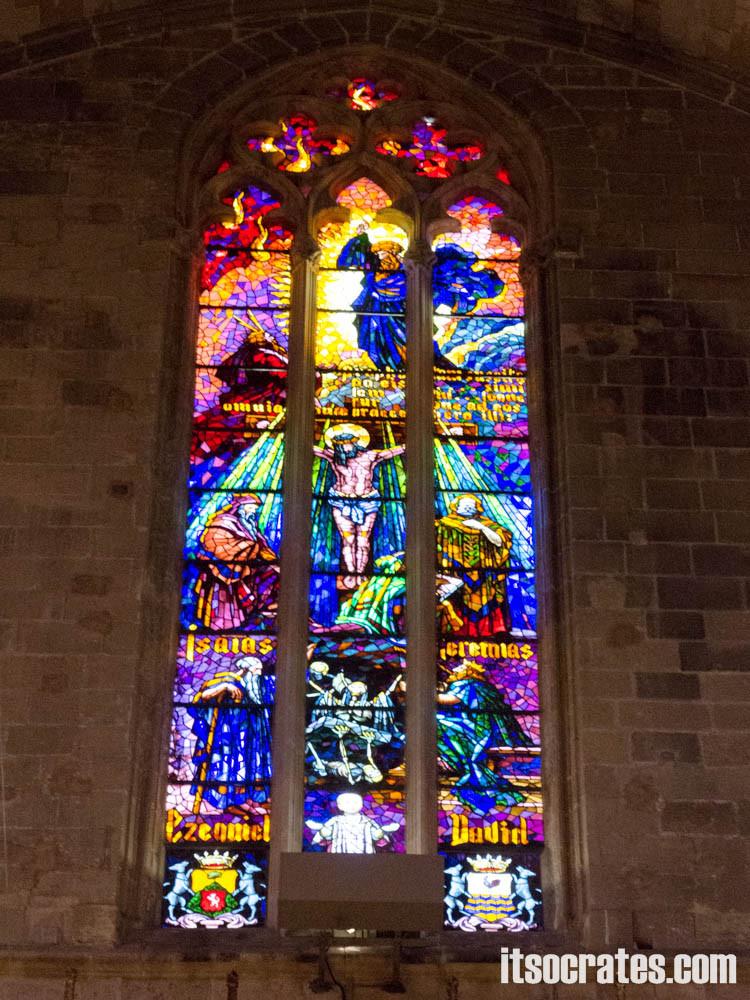 Кафедральный собор в Пальма-де-Майорка - главный орган собора