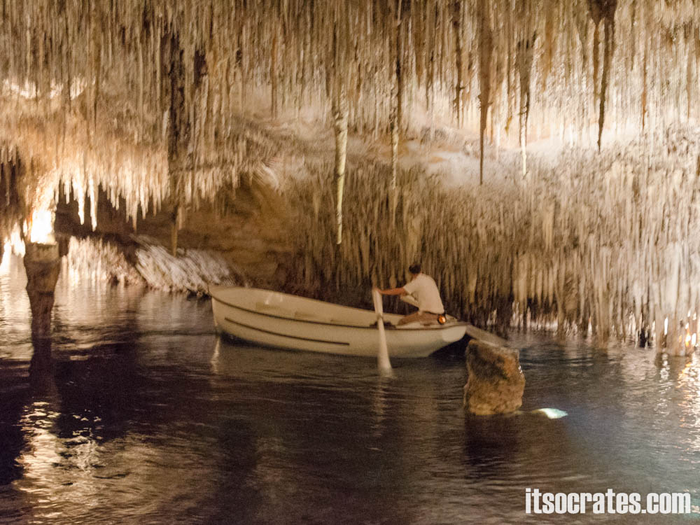 Пещера Дракона - остров Майорка, курорт Испания