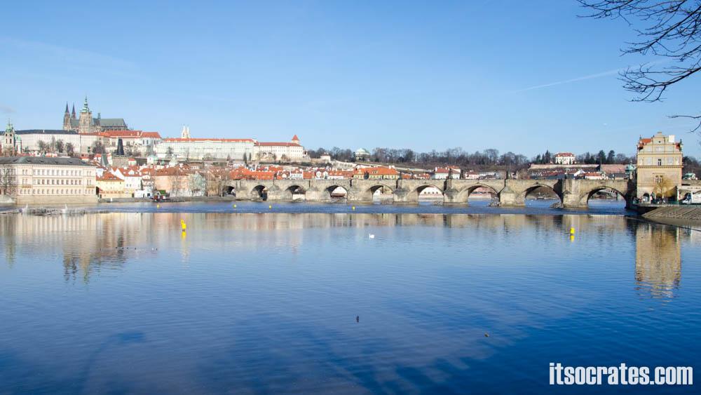 Карлов мост Прага - описание статуй, много фото