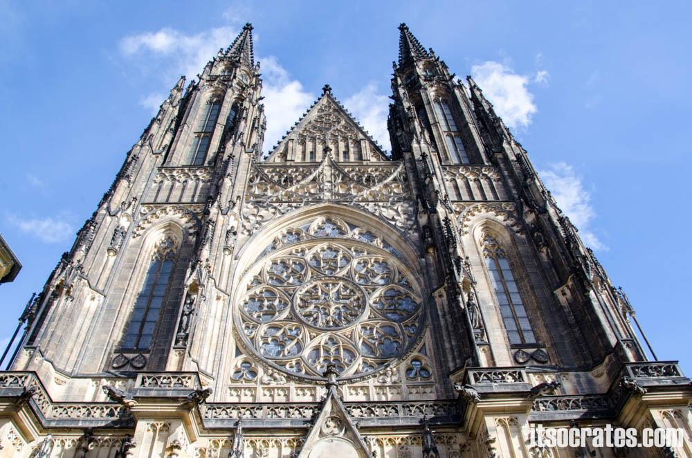 Прага - Собор Святого Вита, фото и описание
