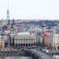 Достопримечательности Праги - Пражский град, танцующий дом и Карлов мост