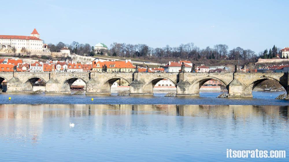 Карлов мост в Праге, Чехия - фото моста
