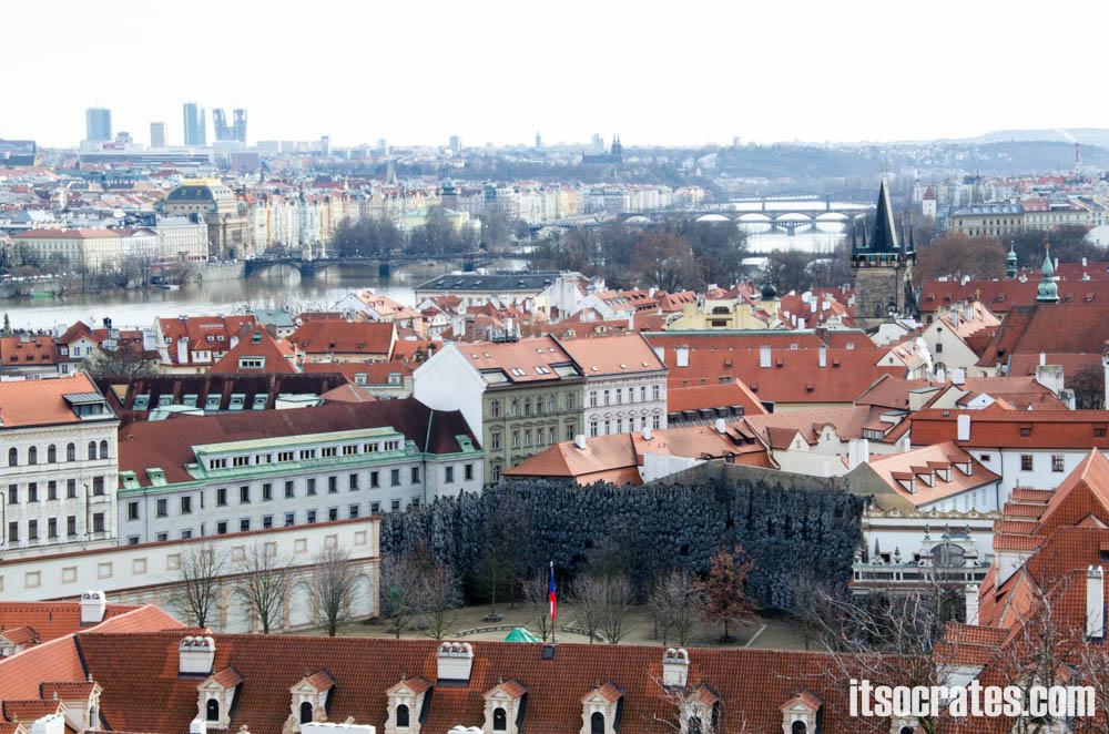 Достопримечательности праги - Пражский град, главная достопримечательность Праги