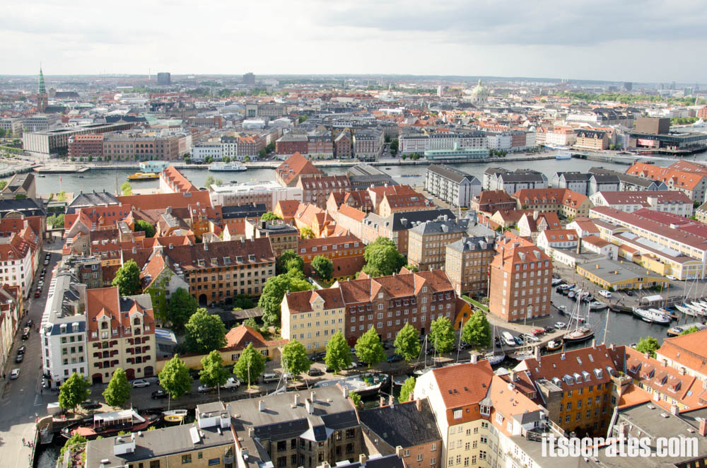 Достопримечательности Копенгагена, что посмотреть в городе