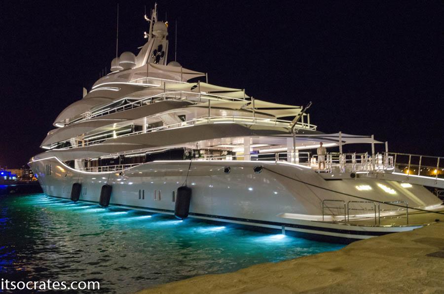 Остров Ибица яхты миллионеров